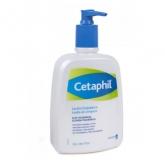 Cetaphil Loción Limpiadora Pieles Sensibles Y Secas 473ml