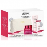 Lierac Magnificence Gel Crema Fundente Piel Normal Mixta 50ml Set 4 Piezas 2017
