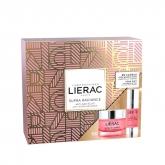 Lierac Supra Radiance Rénovatrice Anti Ox Crema 50ml +  Supra Radiance Sérum Contorno De Ojos 15ml