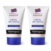Neutrogena Duplo Crema Manos Concentrada 2x50ml