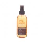 Piz Buin Wet Skin Transparent Sun Spray Spf15 150ml