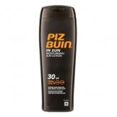 Piz Buin In Sun Loción Solar Hidratante SPF30 200ml