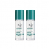 Roc Keops Desodorante Roll-On Piel Normal 2x30ml