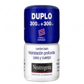 Neutrogena Comfort Balm Hidratación Profunda Cara Y Cuerpo 2x300ml