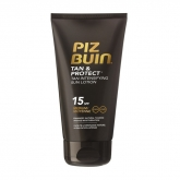 Piz Buin Tan And Protect Tan Intensifying Loción Spf15 150ml
