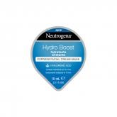 Neutrogena Hydro Boost Hidrogel Mascarilla Hidratante Express 10ml