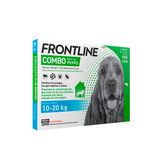 Frontline Combo Spot-On Perros 10-20 Kg 6U