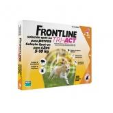 Frontline Tri-Act 5-10kg 3 Pipetas x1ml