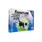 Frontline Tri-Act 10-20kg 3 Pipetas x2ml
