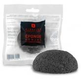 Erborian Esponja Konjac Carbón Mambú Rostro Y Cuerpo 1 Unidad