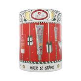 Erborian Cc Crème Iluminador Rostro Spf25 Doré 45ml Set 3 Piezas