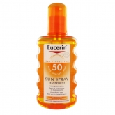 Eucerin Sun Protection Spf50 Sun Spray Transparente 200ml