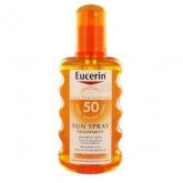 Eucerin Sun Protection Spf50 Sun Spray Transparente 200ml