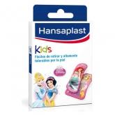 Hansaplast Princess Apósito Para Niños 16 Unidades