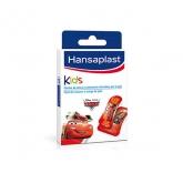 Hansaplast Cars Apósito Para Niños 16 Unidades