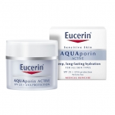 Eucerin Aquaporin Active Spf25 Hidratación Intensiva 50ml
