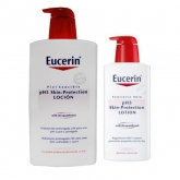 Eucerin Ph5 Skin Protection Lotion 1000ml Set 2 Produits