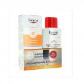 Eucerin Sun Extra Light Spf30  150 ml Coffret 2 Produits  2018