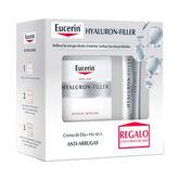 Eucerin Hyaluron Filler Crema De Día Piel Seca 50ml Set 2 Piezas