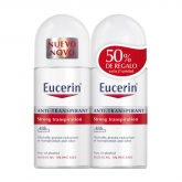 Eucerin Desodorante Antitranspirante Roll-On 2x50ml