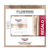 Eucerin Hyaluron-Filler + Elasticity Crema Día Fps15 Set 2 Piezas