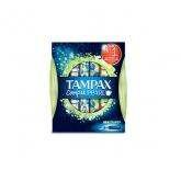 Tampax Compak Pearl Super Tampones 18