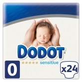 Dodot Protection Plus Sensitive T-0 24 Unidades