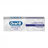 Oral-B 3D White Luxe Perfección Pasta Dentífrica Blanqueadora 75ml