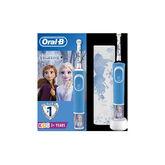 Cepillo Oral-B Kids Cepillo Eléctrico De Frozen Con Funda Viaje