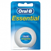 Oral-B Seda Dental Con Cera Essential Floss Menta 50 Metros