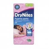 Drynites Pyjama Pants Braguitas Absorbentes 4-7 Años 10 Unidades