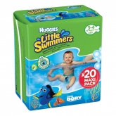 Huggies Little Swimmers Bañadores Desechables Talla 3-4 20 Unidades