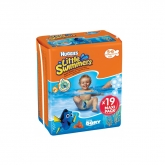 Huggies Little Swimmers Bañadores Desechables Talla 5-6 19 Unidades