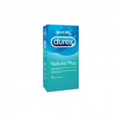 Durex Love Sex Natural Plus 12 Preservativos