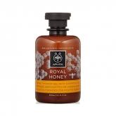 Apivita Royal Honey Gel Cremoso De Ducha Con Aceites Esenciales 300ml