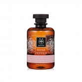 Apivita Rose Pepper Gel De Ducha Con Aceites Esenciales 300ml
