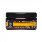 Apivita Royal Honey Exfoliante Corporal Con Sales Marinas 200ml