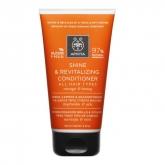 Apivita Shine And Revitalizing Conditioner With Orange And Honey 150ml