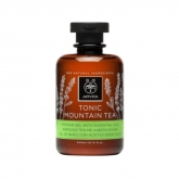 Apivita Tonic Mountain Tea Gel De Baño Con Aceites Esenciales 300ml