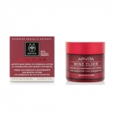 Apivita Wine Elixir Crema Antiarrugas Reafirmante  Efecto Lifting Textura Rica 50ml