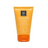 Apivita Crema Solar Facial Anti Manchas Spf50 50ml