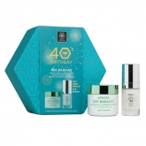 Apivita Bee Radiant Age Defense Illuminating Cream Light Texture 50ml Coffret 2 Produits