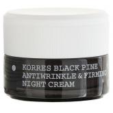 Korres Pino Negro Crema Reafirmante Y Antiarrugas Noche 40ml