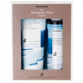 Korres Santorini Vine Collection Set 2 Piezas  2016