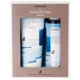 Korres Santorini Vine Collection Set 2 Piezas  2016