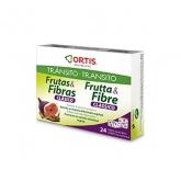 Ortis Fruta y Fibra Clásico 24 Cubitos