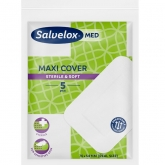 Salvelox Maxi Cover Plasters 5, 76x54mm