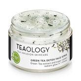 Teaology Exfoliante Facial Detox De Té Verde 50ml