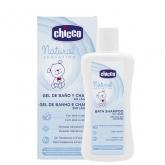 Chicco Natural Sensation Gel Baño Y Champú Sin Lágrimas 200ml