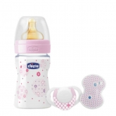 Chicco Set Regalo Well-Being Silicona